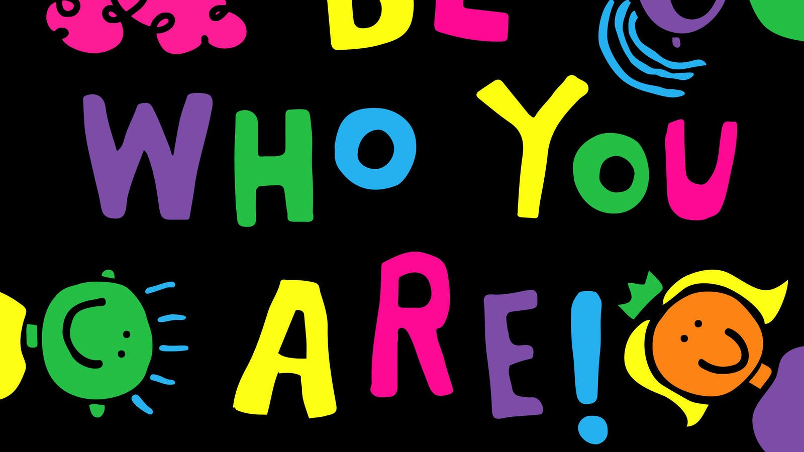 Be Who You Are By Todd Parr Books Hachette Australia