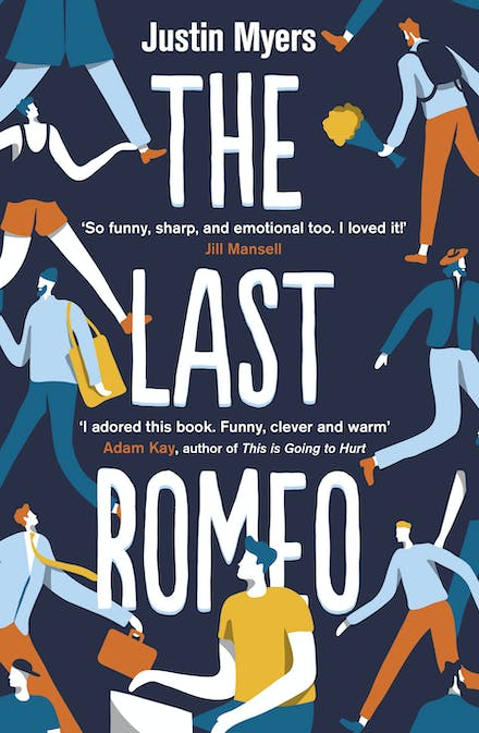 The Last Romeo: A razor-sharp, laugh-out-loud debut by