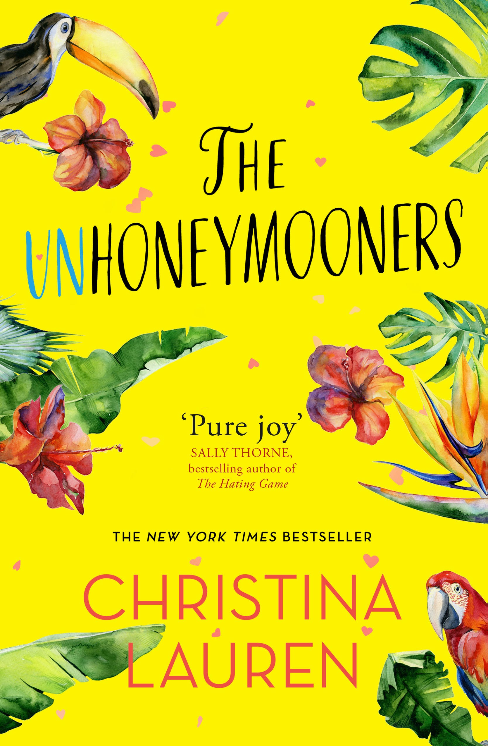The Unhoneymooners: escape to paradise with this hilarious and ...