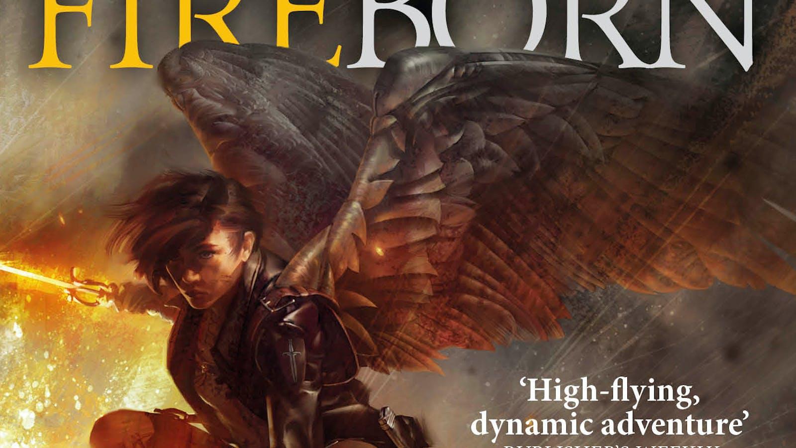Fireborn: Seraphim, Book Two by David Dalglish - Books - Hachette