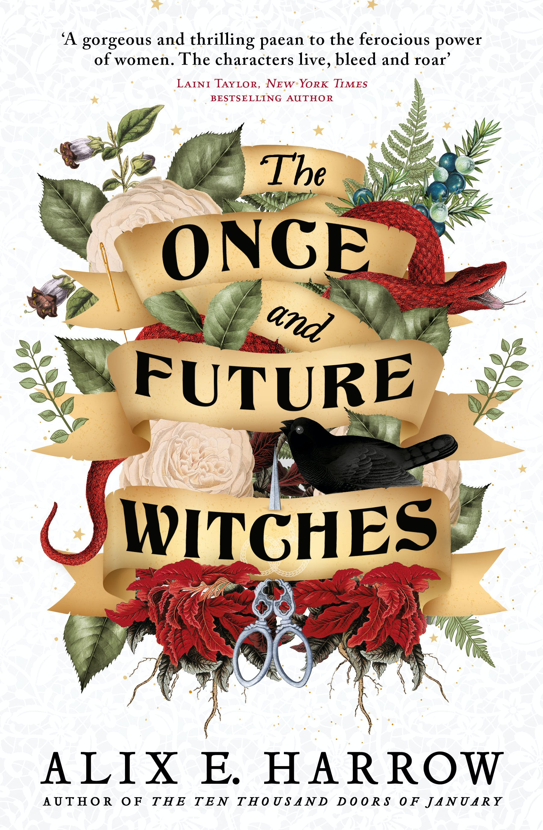 The Once and Future Witches by Alix E. Harrow - Books - Hachette Australia