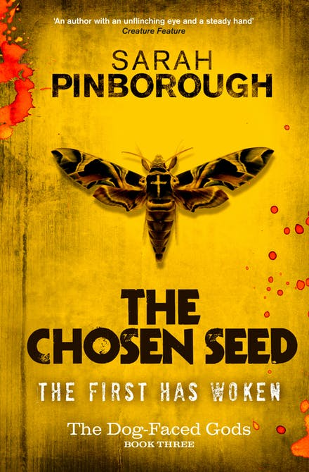 The Chosen Seed: The Dog-Faced Gods Book Three by Sarah