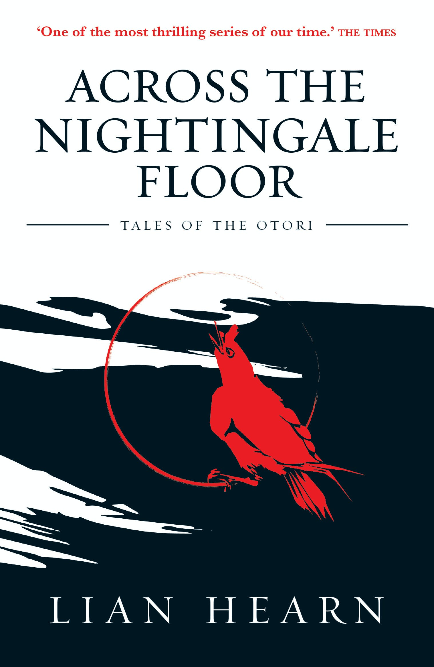 Across the Nightingale Floor: Book 1 Tales of the Otori by Lian Hearn -  Books - Hachette Australia
