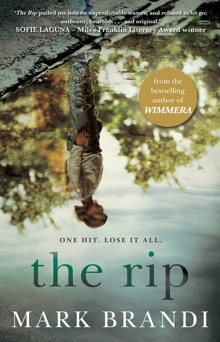 The Rip: From the award-winning author of Wimmera by Mark