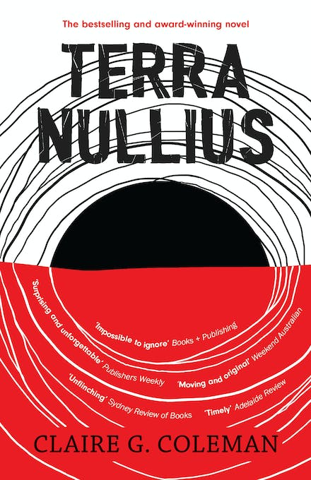 Image result for terra nullius claire g coleman book cover