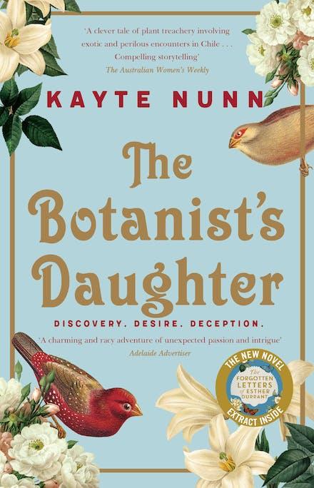 The Botanist s Daughter by Kayte Nunn - Books - Hachette