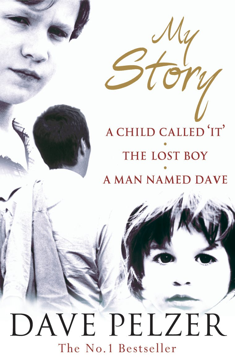 My Story A Child Called It The Lost Boy A Man Named Dave By Pelzer Dave 2004 Paperback Amazon Com Books