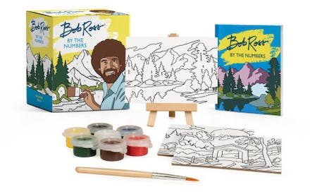 Bob Ross by the Numbers by Bob Ross - Books - Hachette Australia