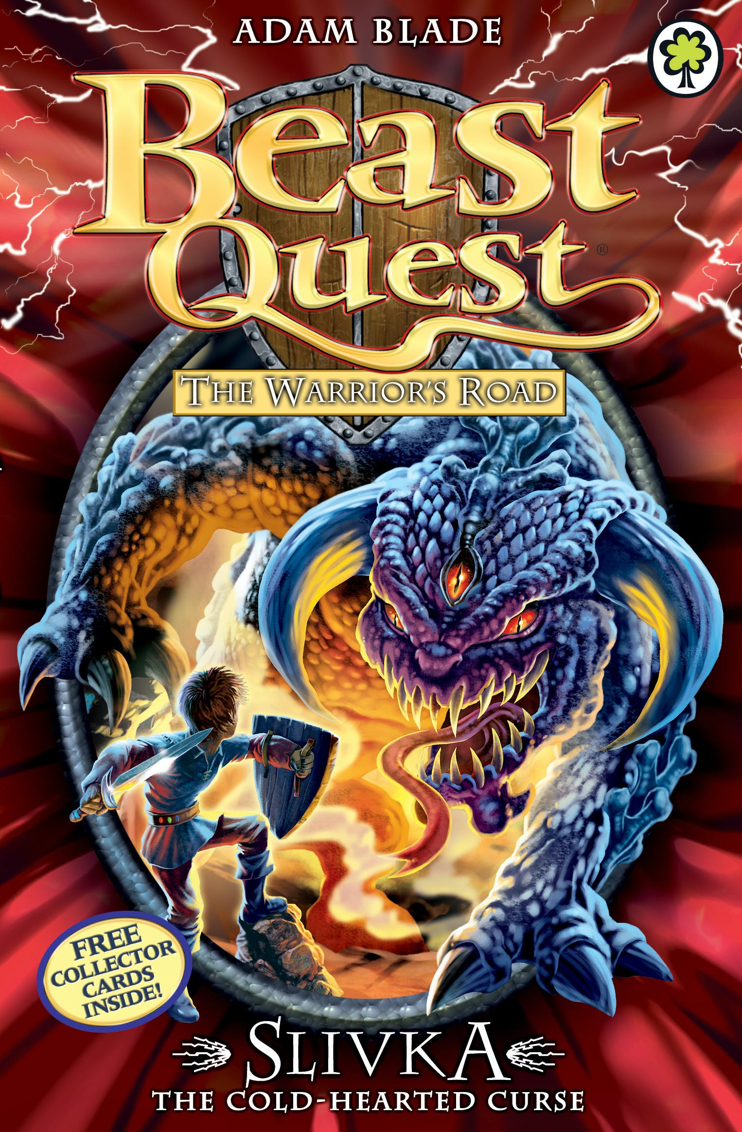 beast quest slivka the coldhearted curse series 13 book