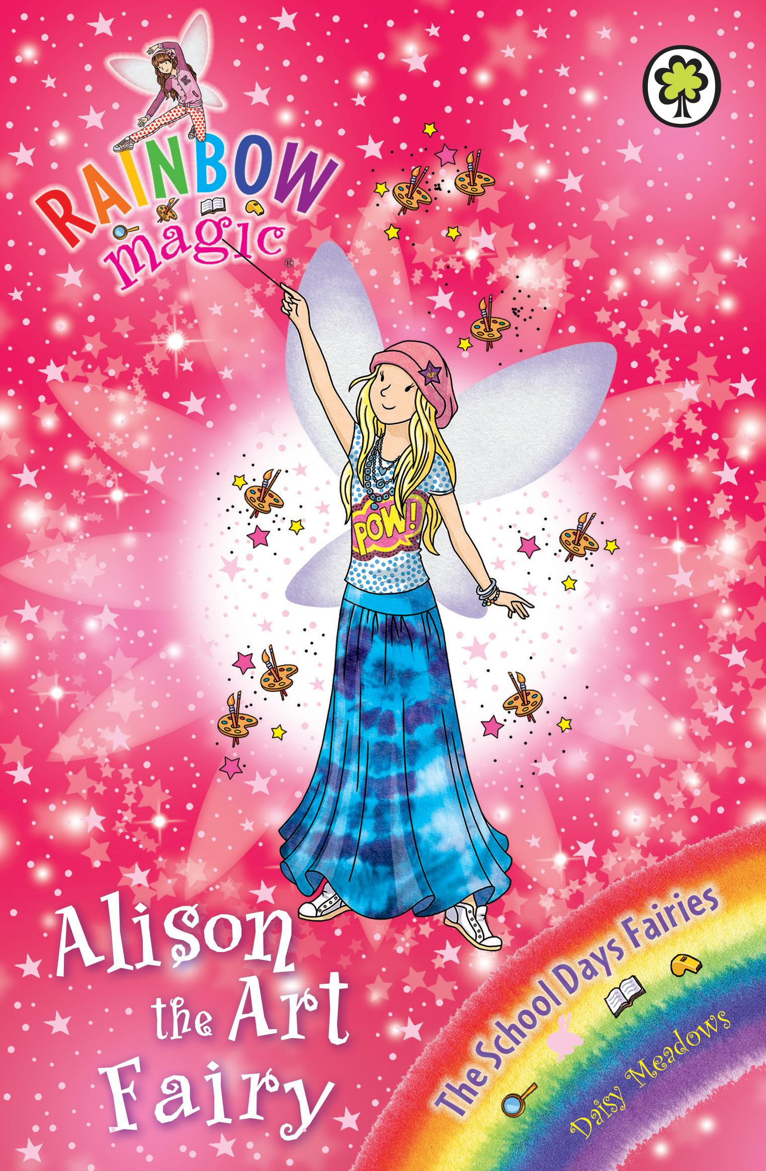 Fantasy Art Magic School