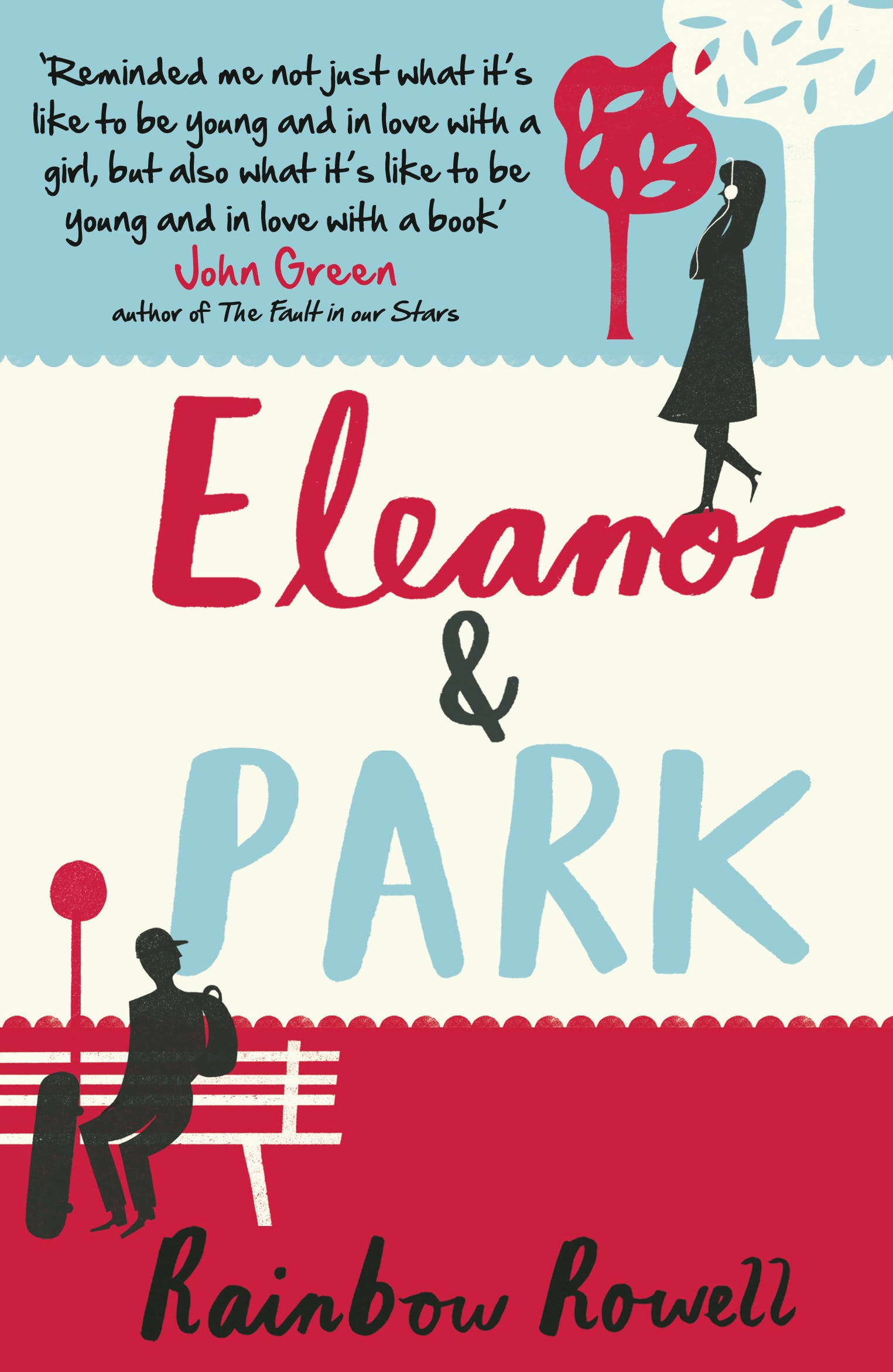 Image result for rainbow rowell eleanor and park aus
