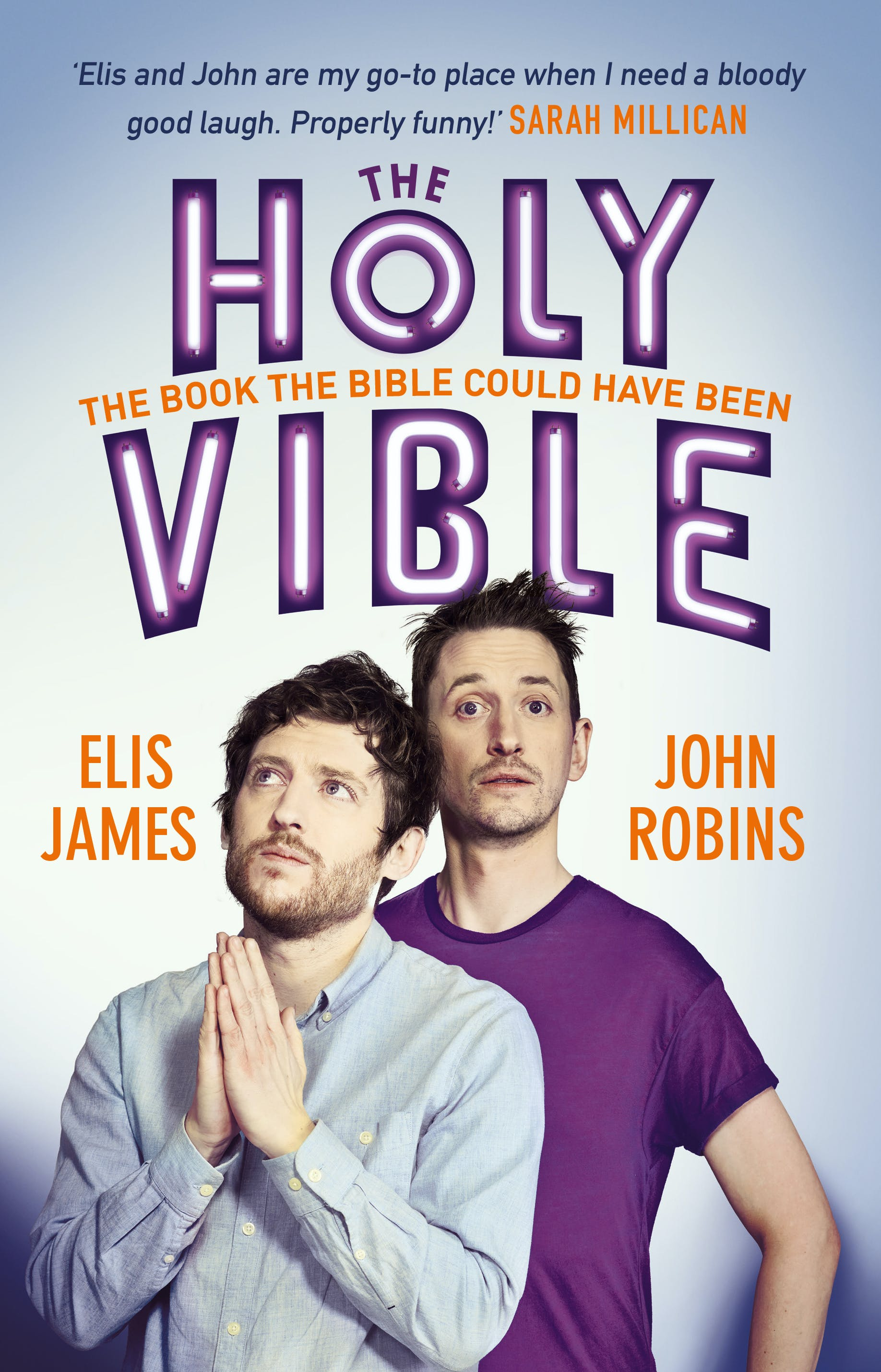 Elis and John Present the Holy Vible: The Book The Bible