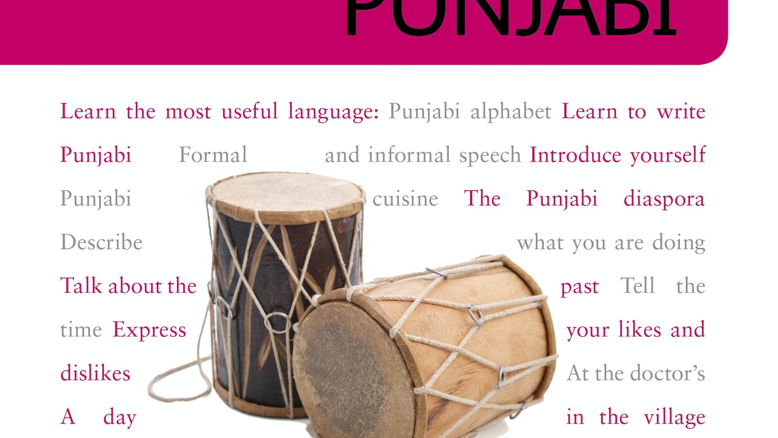 Complete Punjabi Beginner to Intermediate Course: Learn to read