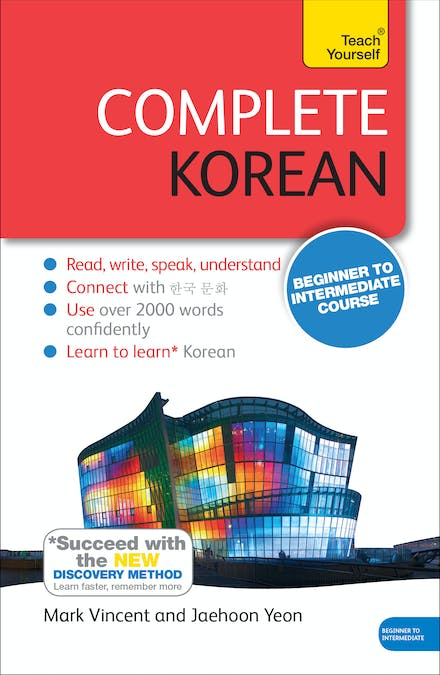 Complete Korean Beginner to Intermediate Course: Learn to read