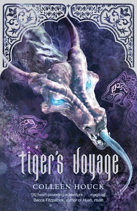 Tiger's Voyage by Colleen Houck - Books - Hachette Australia