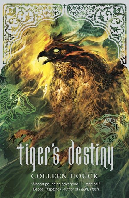 Tiger's Destiny by Colleen Houck - Books - Hachette Australia