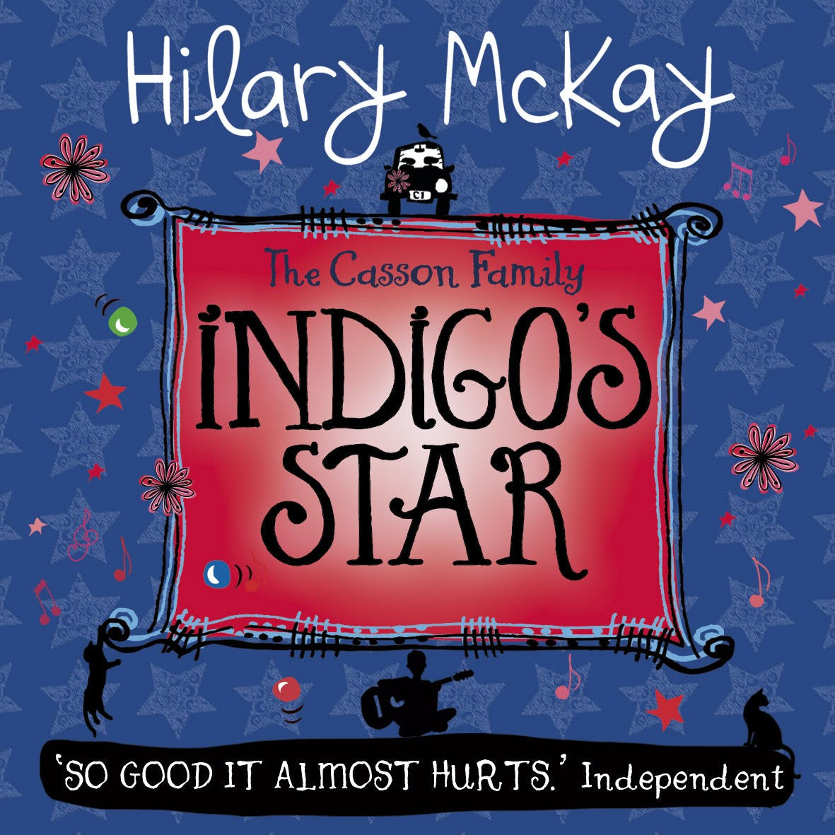 Download Indigos Star Casson Family 2 By Hilary Mckay