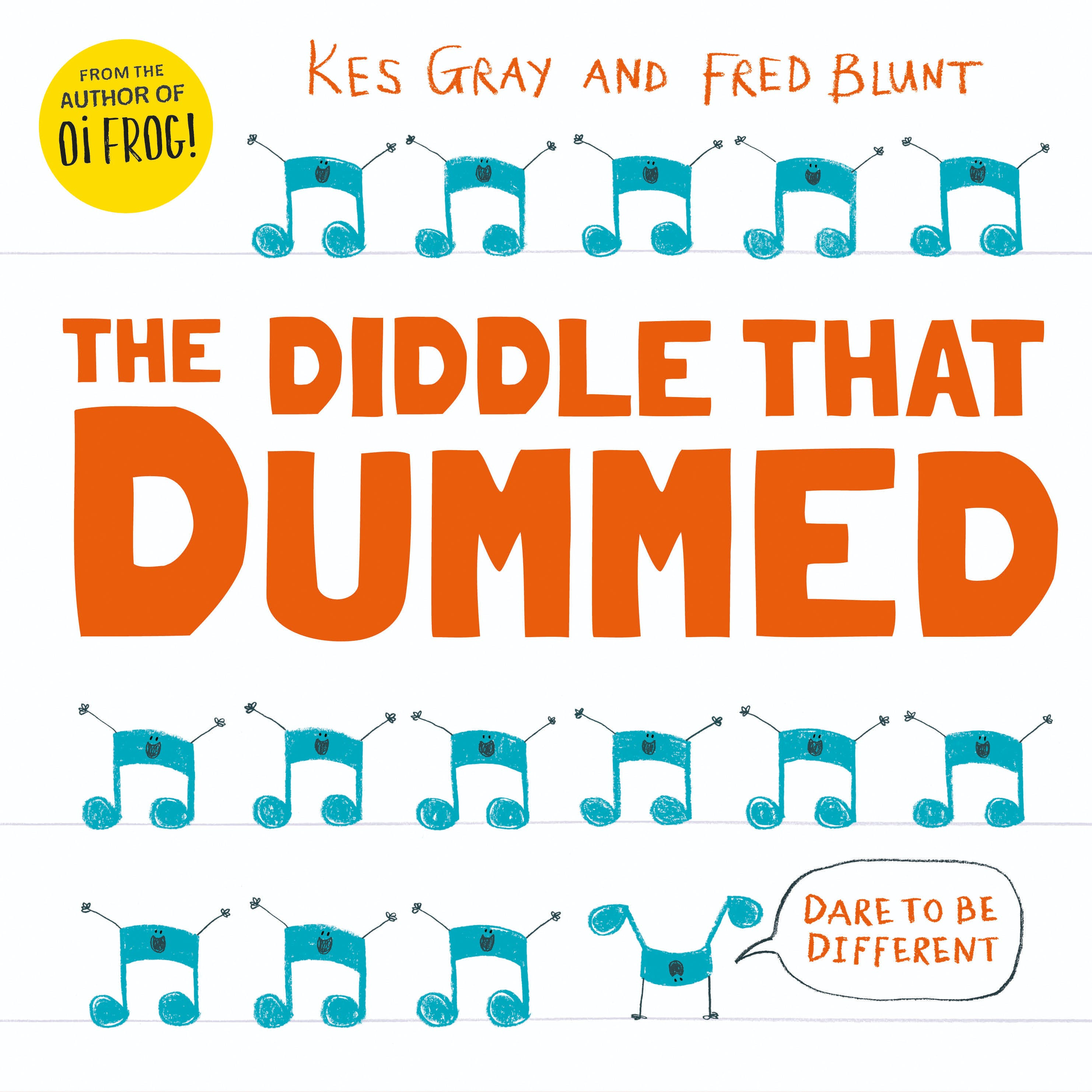 The Diddle That Dummed by Kes Gray - Books - Hachette Australia