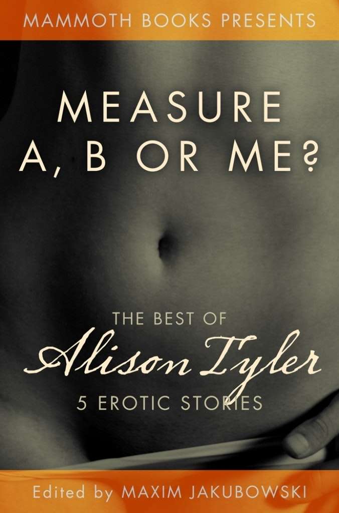 Featured books by Alison Tyler