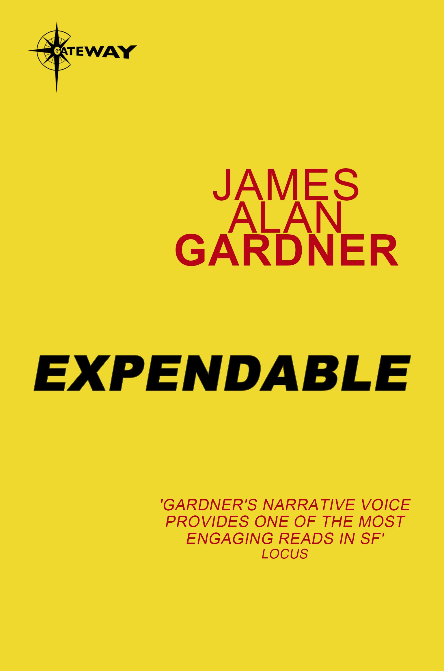 Expendable (League of Peoples, Book 1)