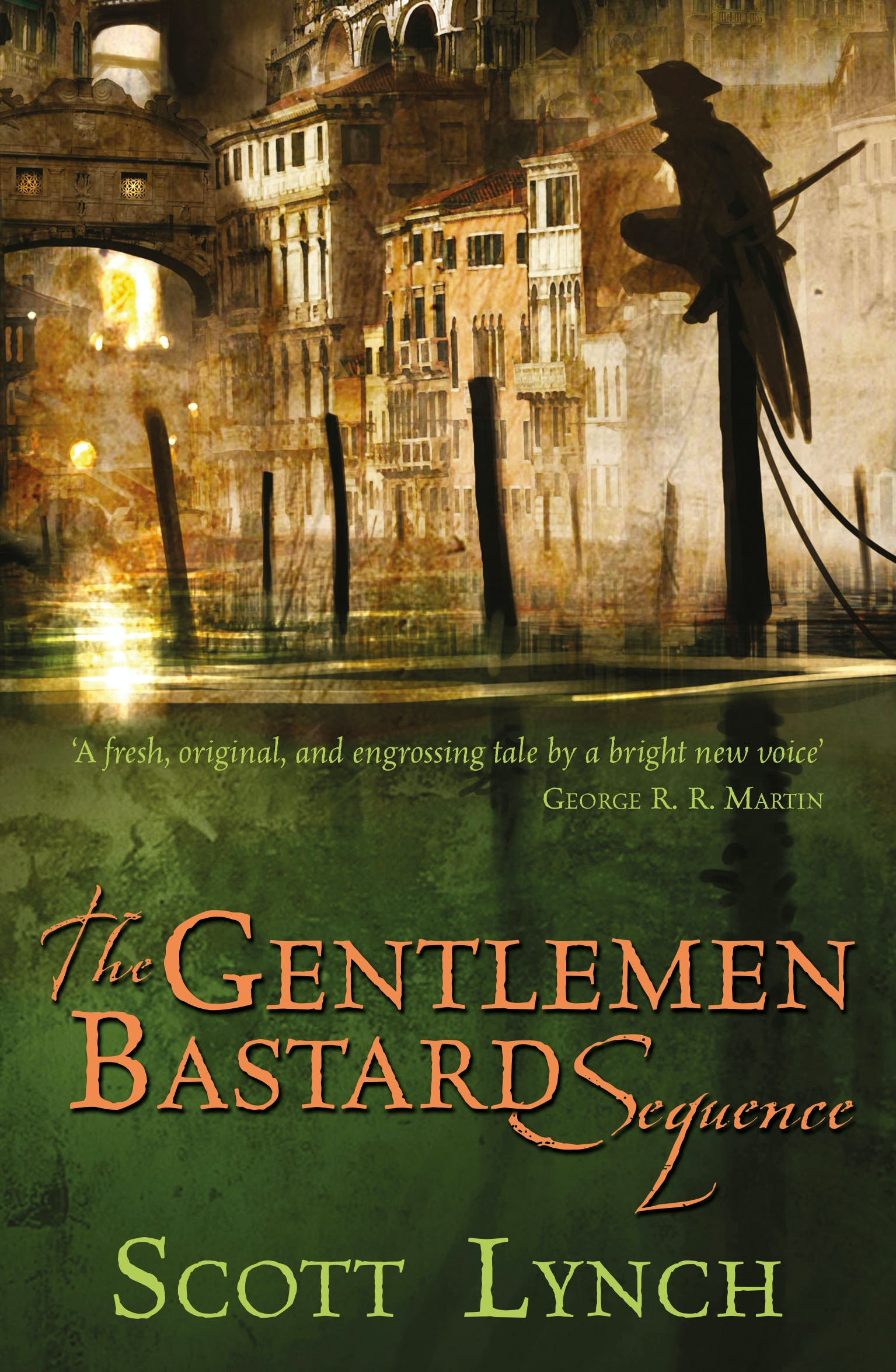 The Gentleman Bastard Sequence  The Lies Of Locke Lamora