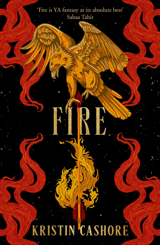 Fire by Kristin Cashore - Books - Hachette Australia