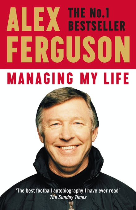 Managing My Life: My Autobiography: The first book by the