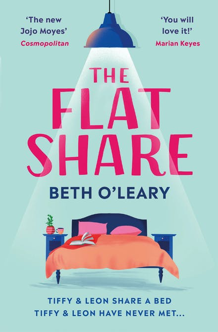 Image result for the flatshare beth o'leary