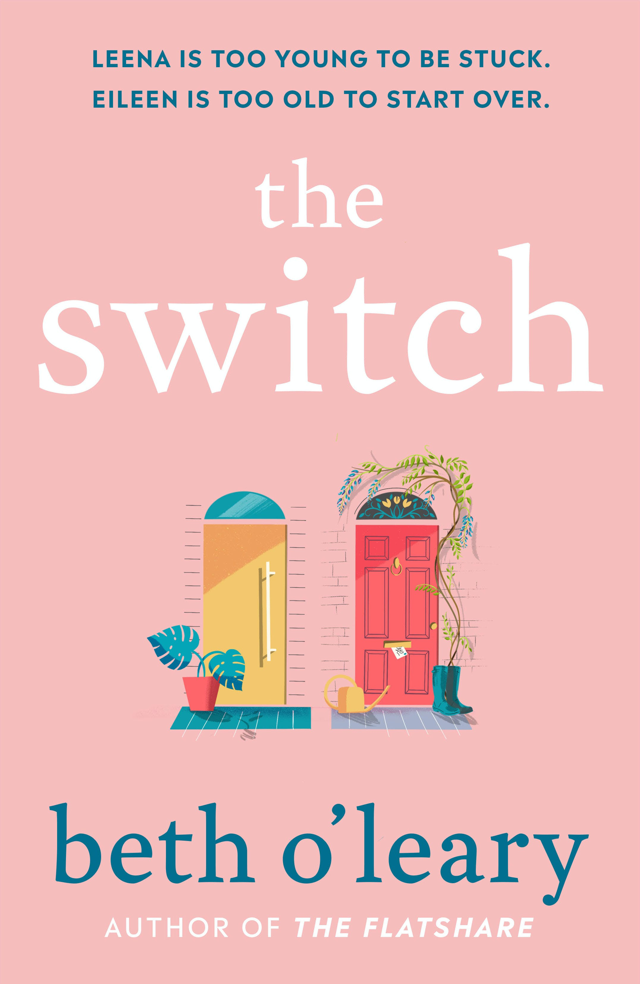 The Switch by Beth O'Leary - Books - Hachette Australia