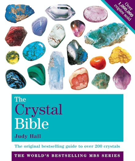 The Crystal Bible Volume 1: Godsfield Bibles by Judy Hall - Books