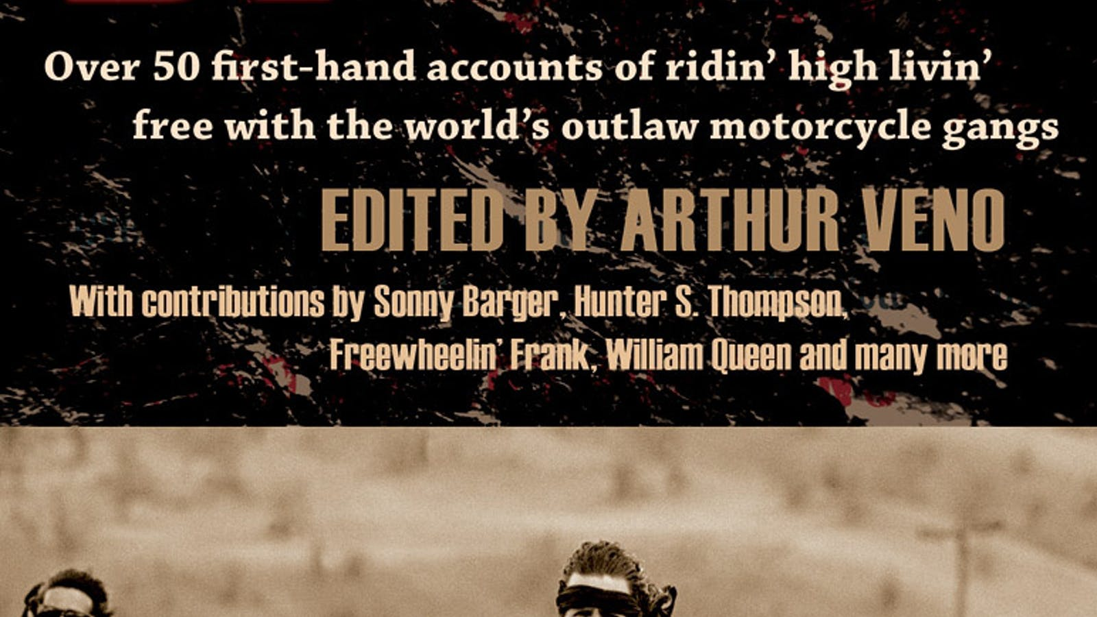 The Mammoth Book of Bikers by Arthur Veno - Books - Hachette