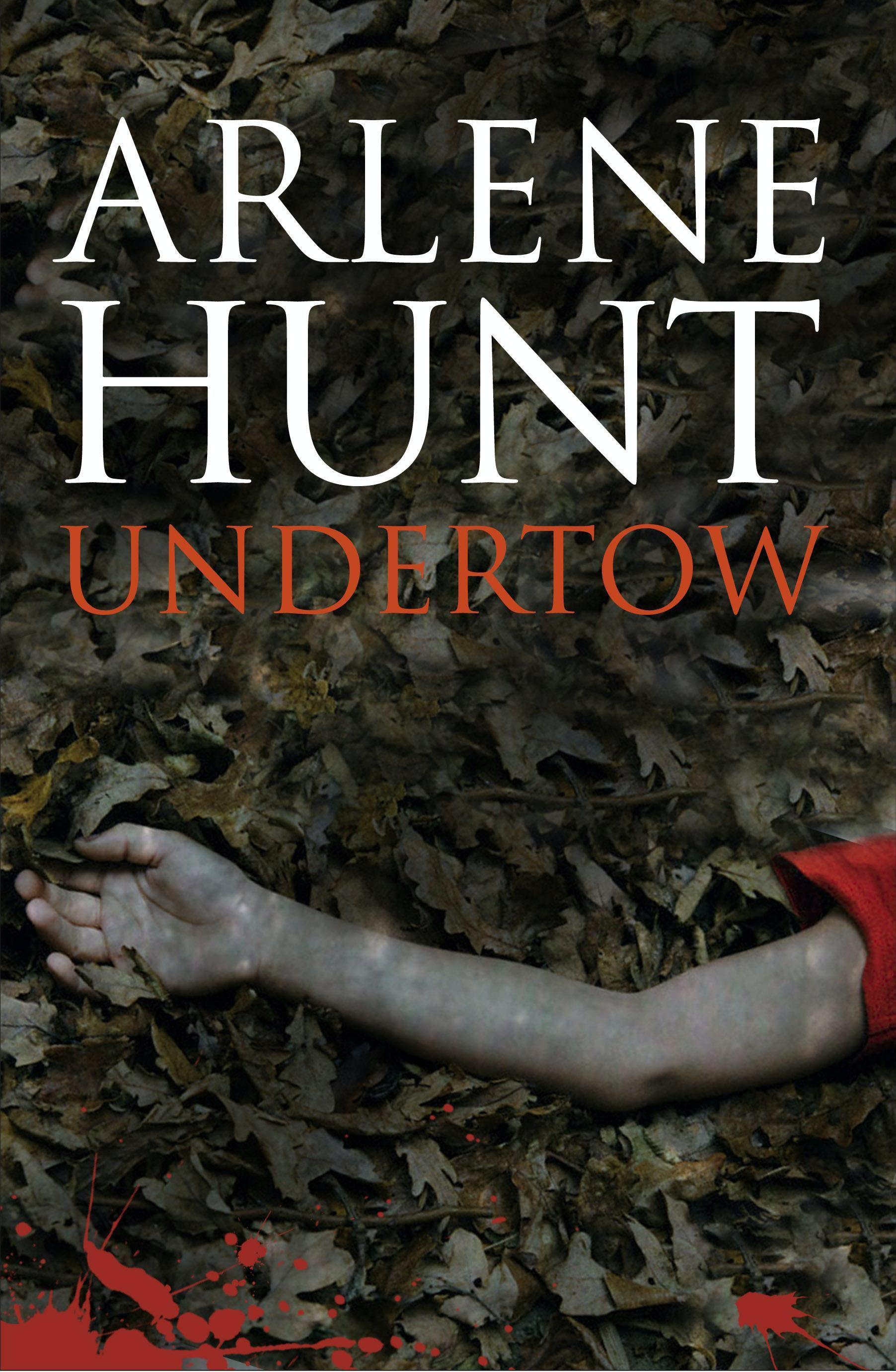 Undertow by Arlene Hunt - Books - Hachette Australia