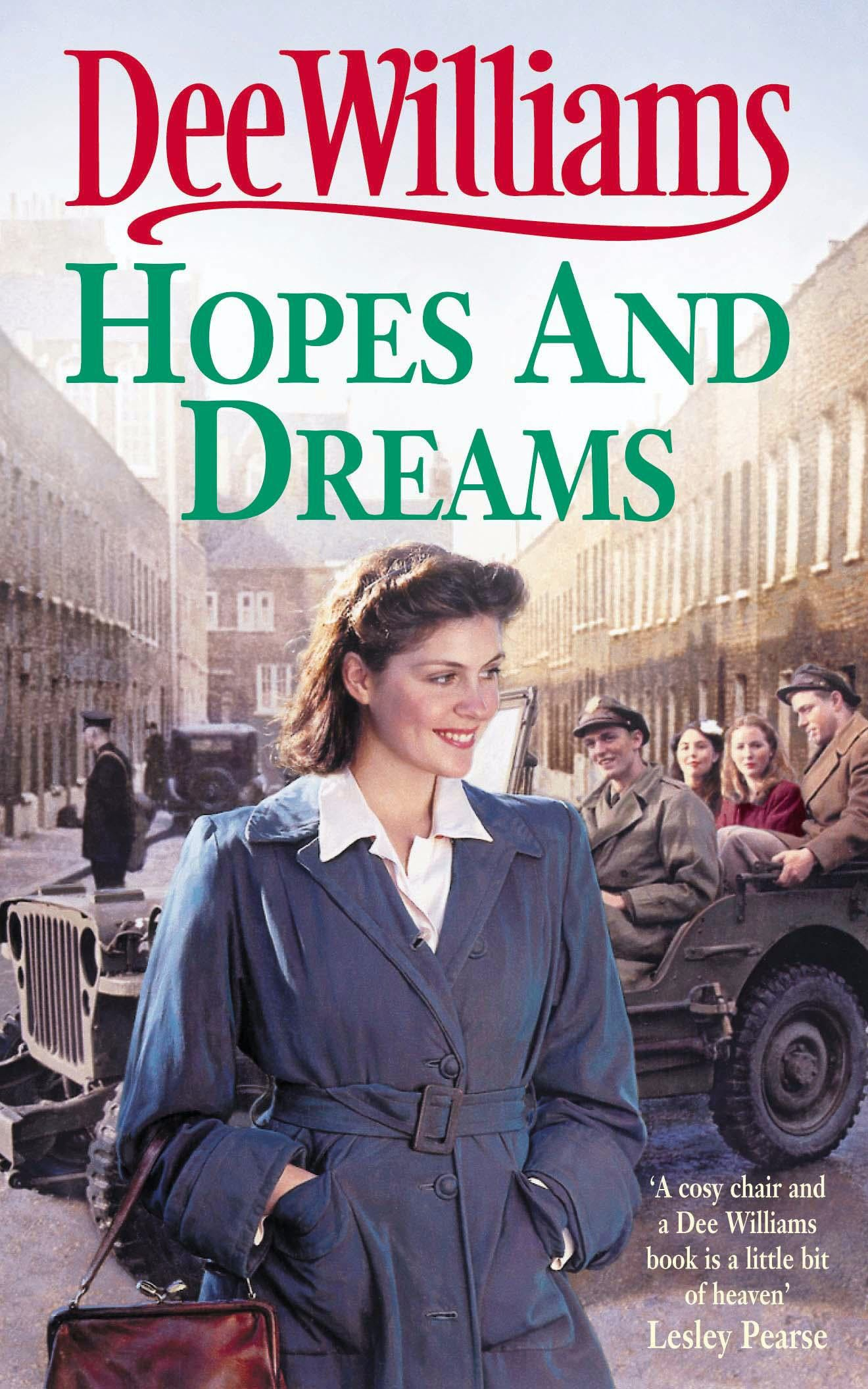 Hopes and Dreams: War breaks both hearts and dreams by Dee