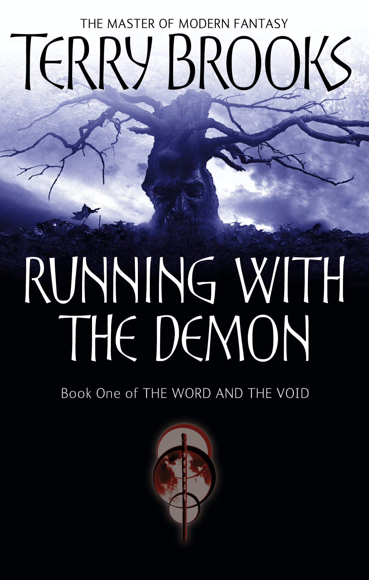 Running With The Demon: The Word and the Void Series: Book