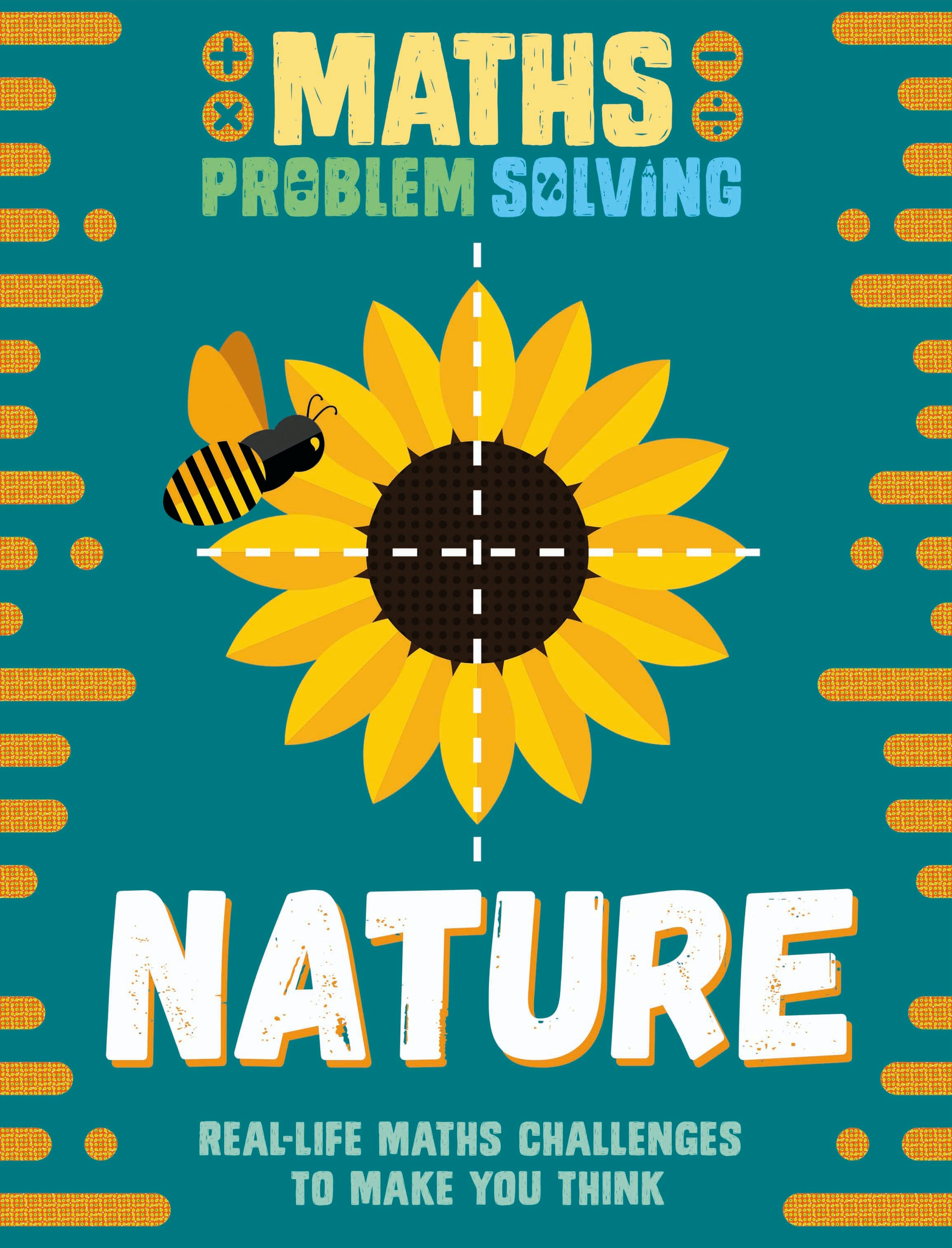 Maths Problem Solving: Nature by Anita Loughrey - Books - Hachette