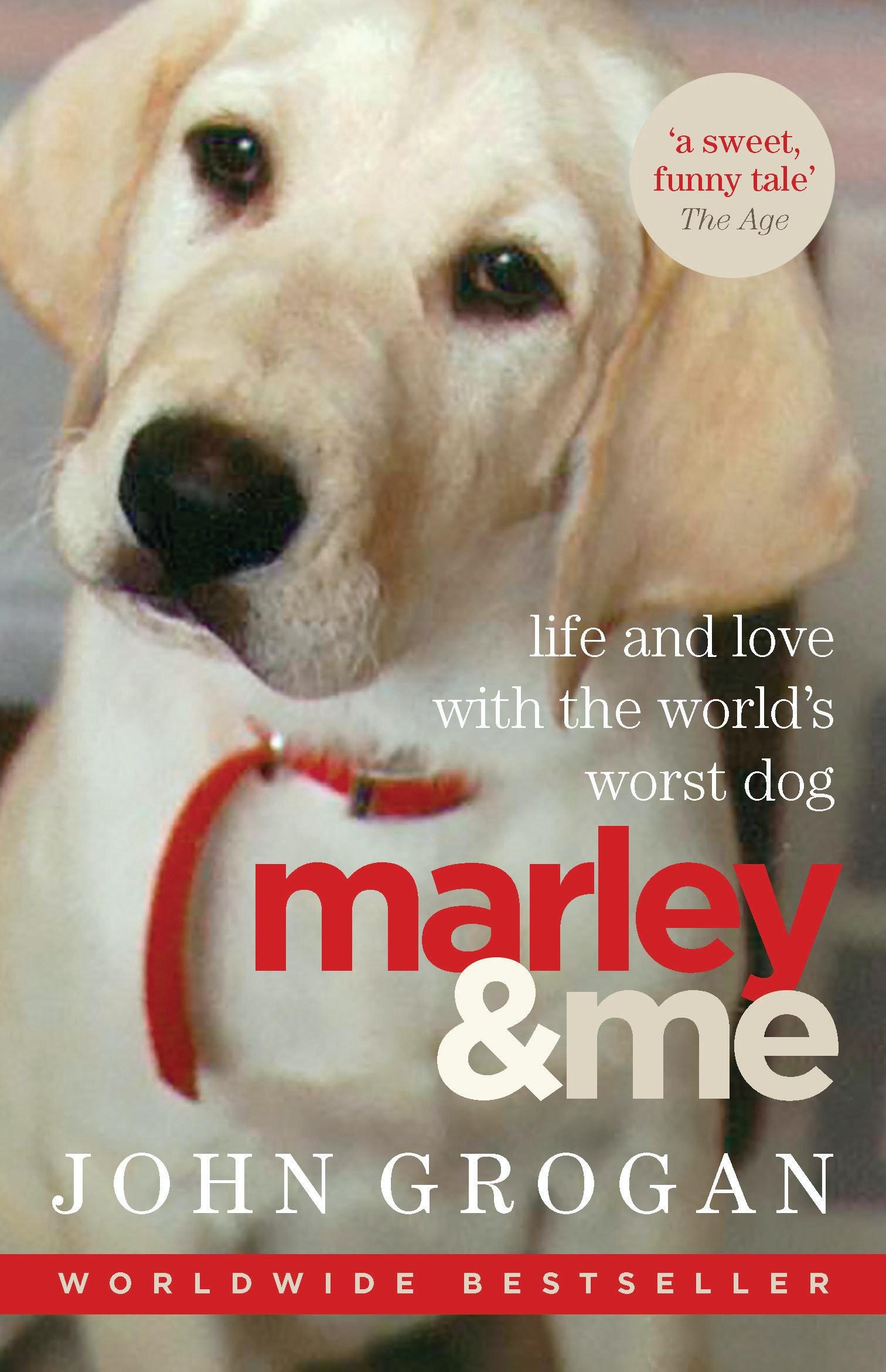 John Grogan Marley And Me Book