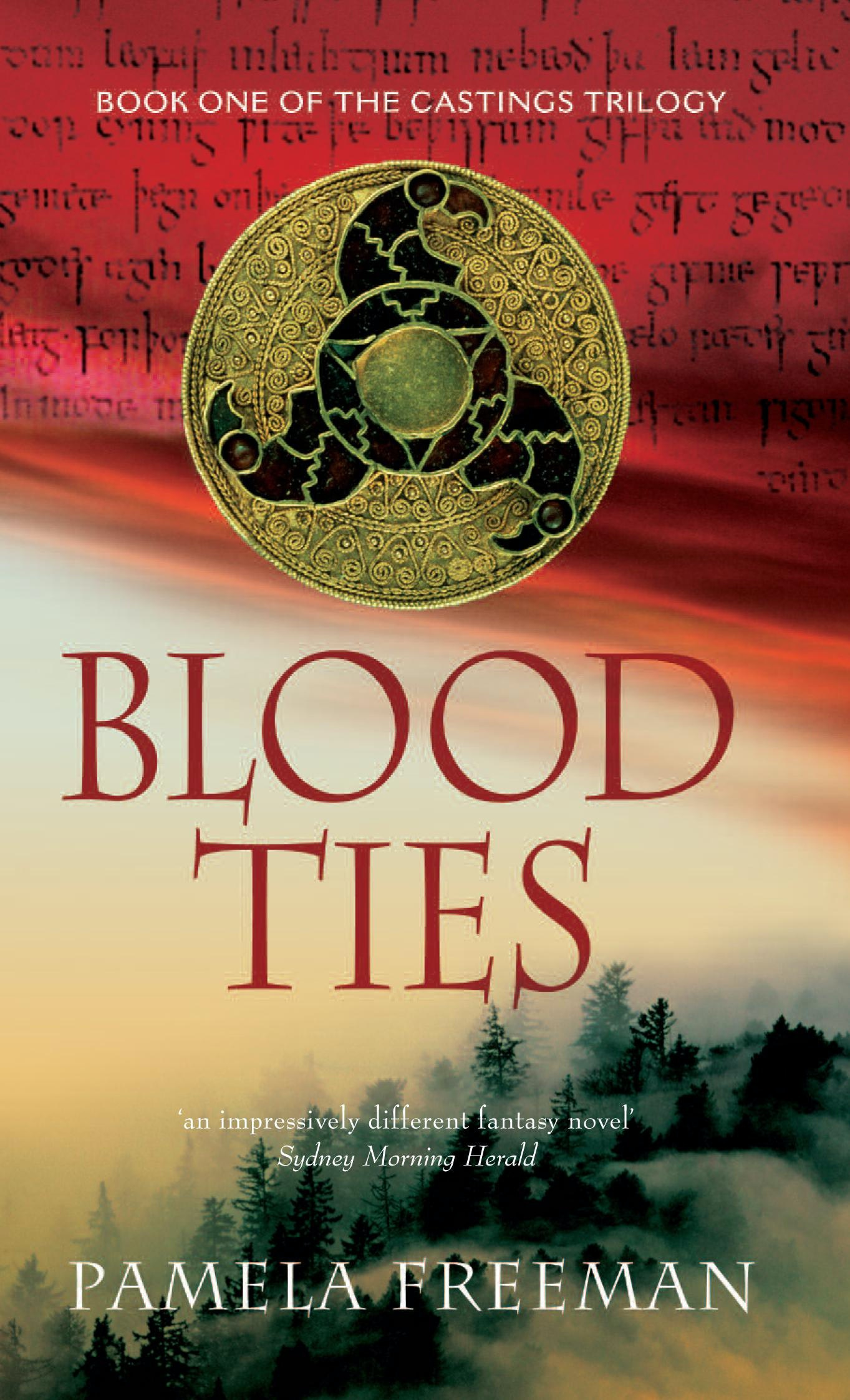 Blood Ties Book