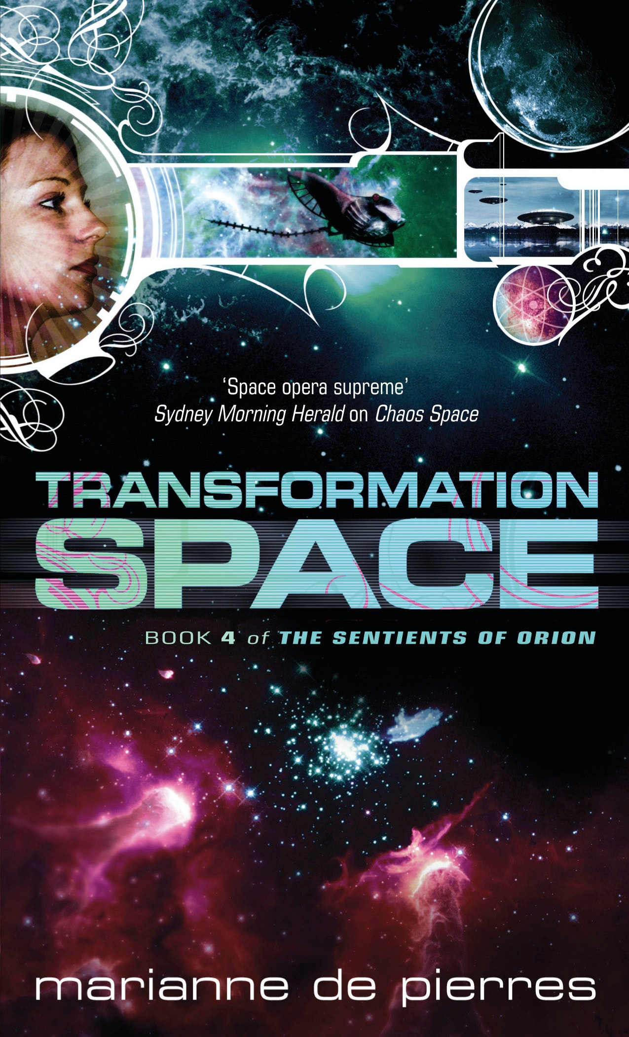 Mirror Space: Book Three of the Sentients of Orion