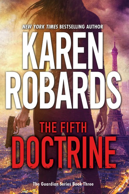 Fifth Doctrine: The Guardian Bk 3: The Guardian Series Book